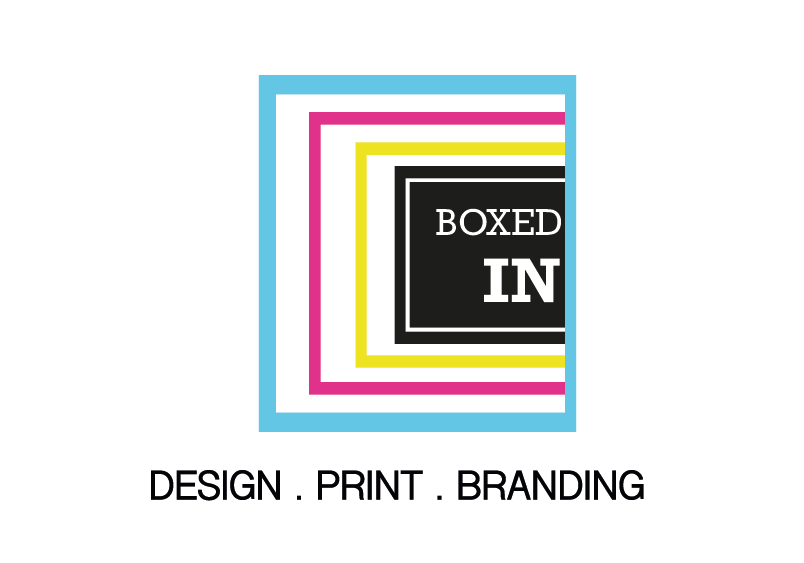 Boxed In Design Printing Services