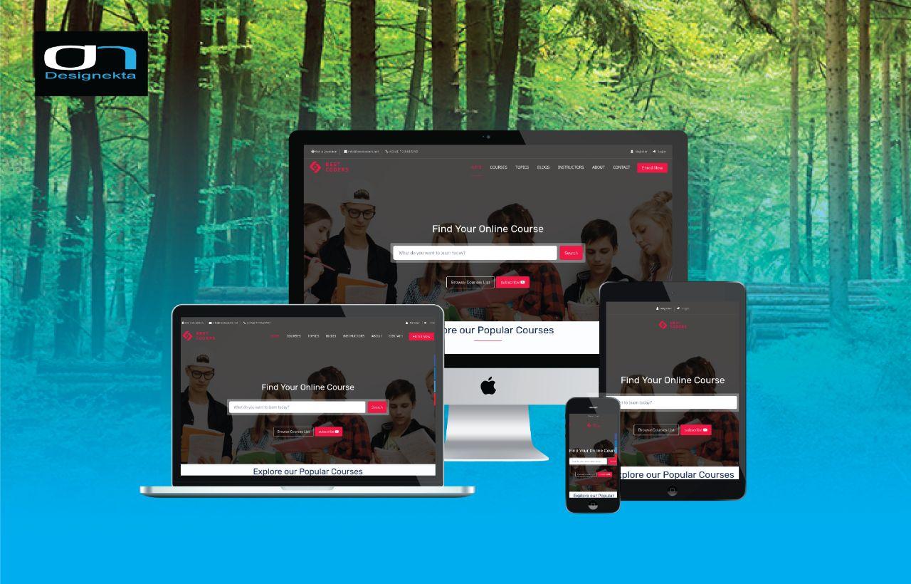 Bestcoders Tutorials E-Learning Space